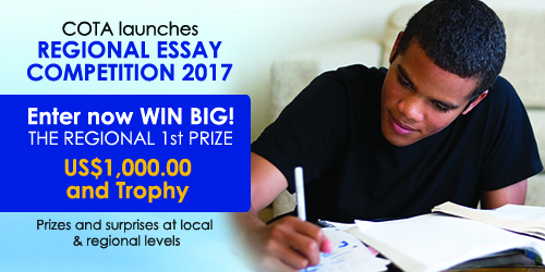 COTA Essay Competition Banner