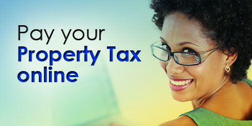 Pay Property Tax Online Banner